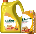 Dhara Filtered Groundnut Oil